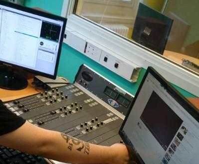 Radio Harstad - tekni