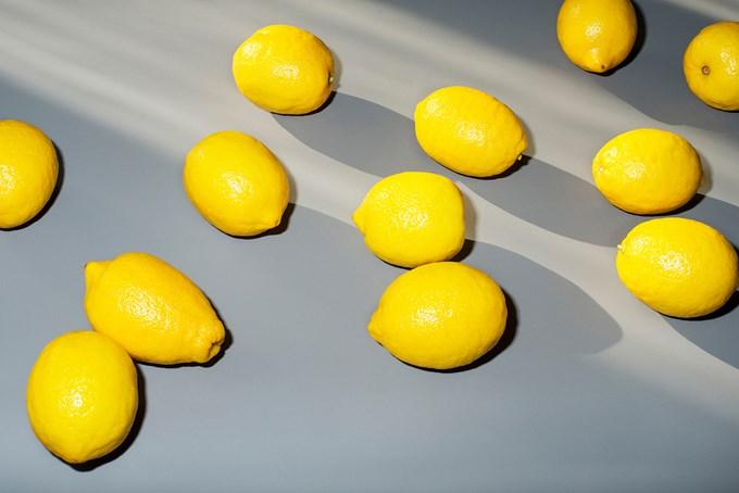 Bilde av sitroner