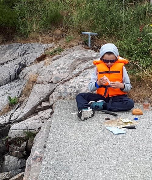 IntOps Bergen og Omland aktivitetshelg på Askøy