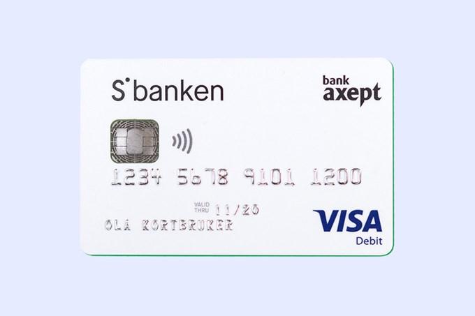 Mer informasjon om bankkort
