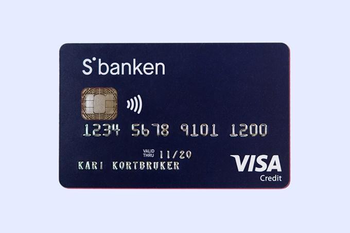 Mer informasjon om kredittkort
