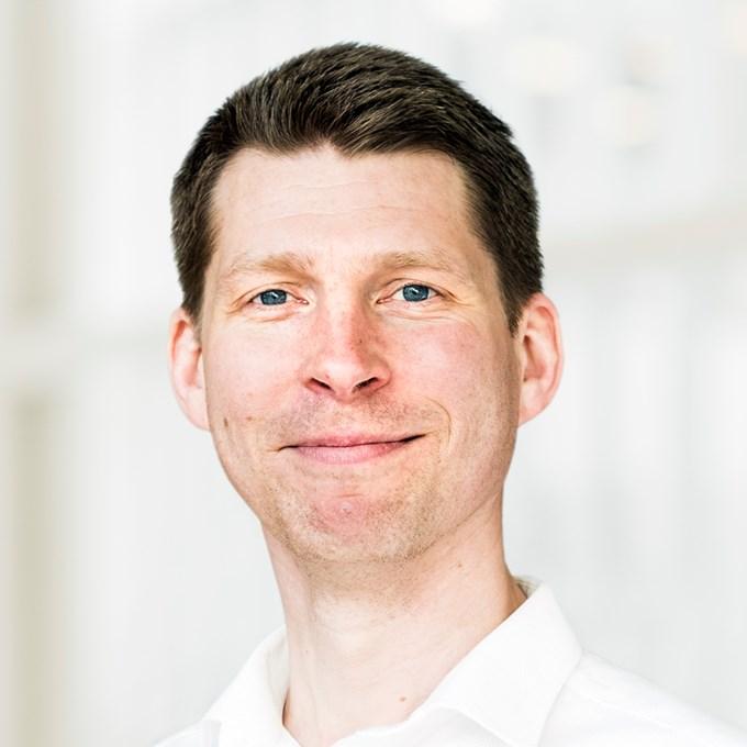Bilde av Jørgen Gudmundsson. Foto: Sbanken.
