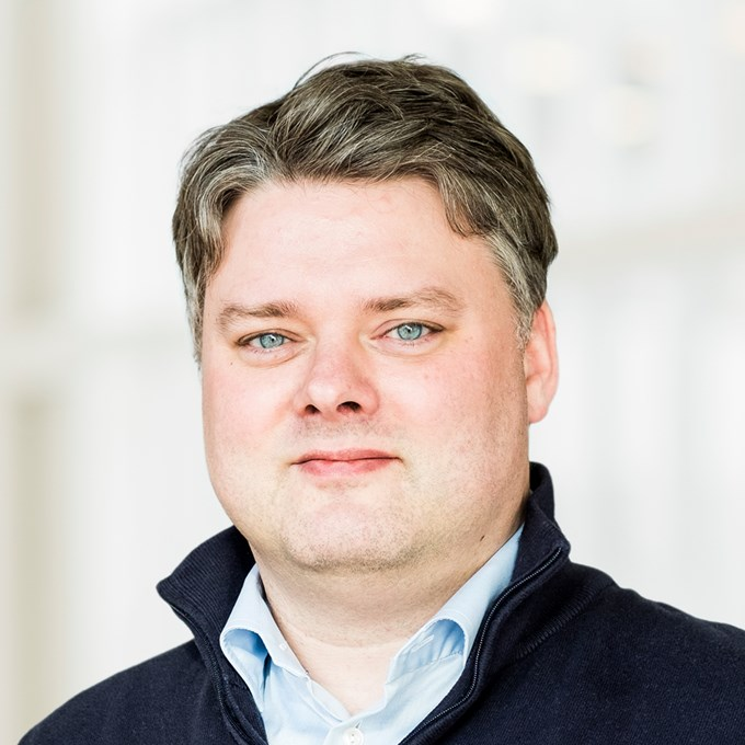 Morten Jacobsen. Photo
