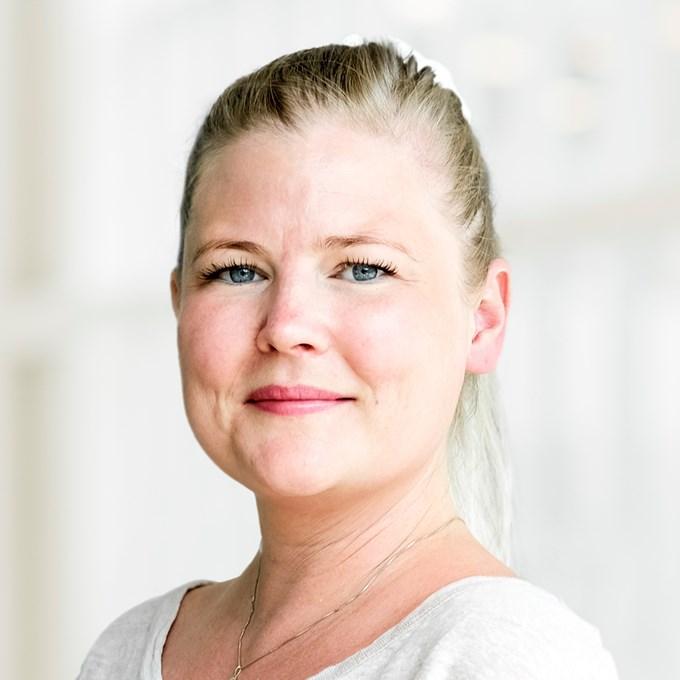 Sarah Mjåtvedt. Photo.