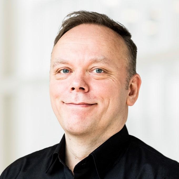 Stein Zahl-Pettersen. Photo.